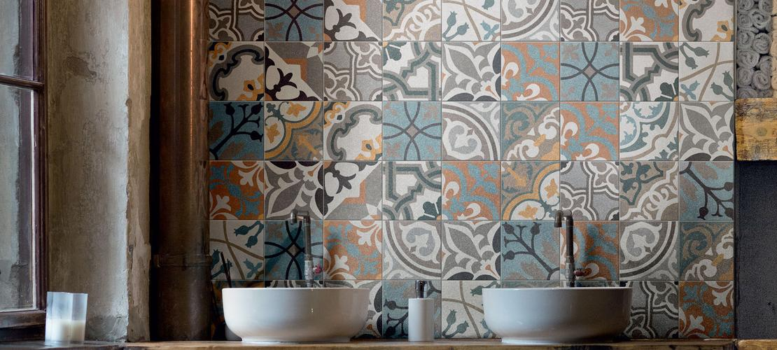 Abitare: Ceramic tiles - Ragno_9505