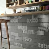 Brick Glossy: Ceramic tiles - Ragno_6423