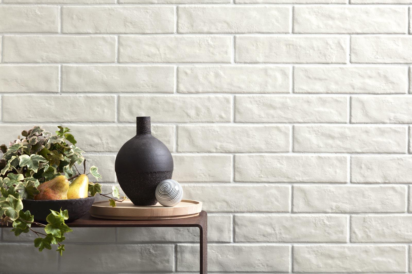 Calce collection: brick effect tiles ragno