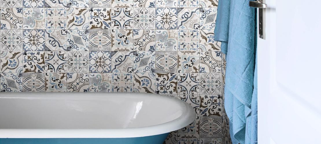 Craft: Ceramic tiles - Ragno_9087