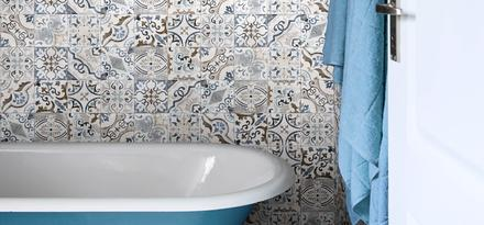 Craft Ragno: tiles