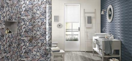 Tempera Ragno: tiles