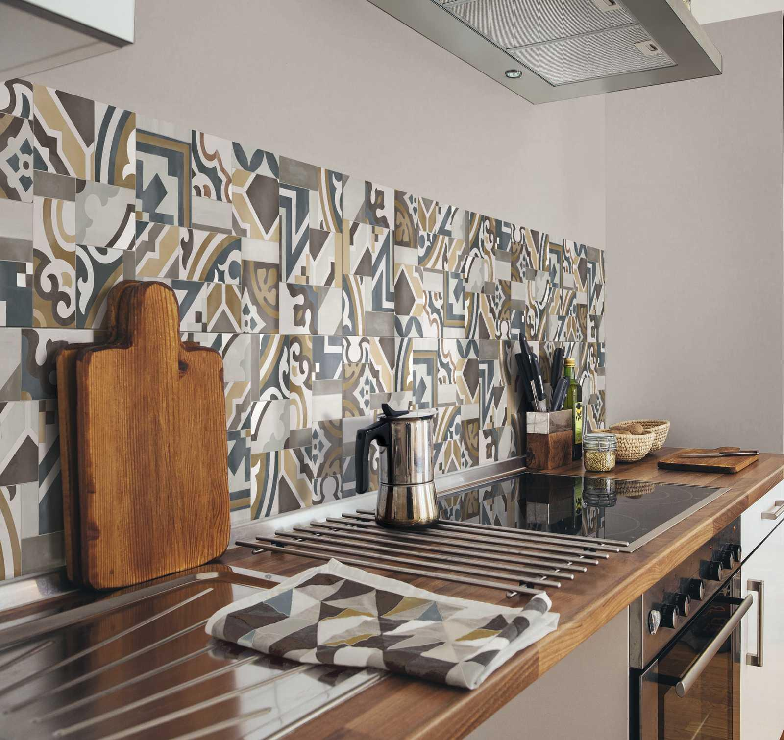 Gres Porcellanato Piastrelle Cucina kitchen flooring: versatility and elegance | ragno