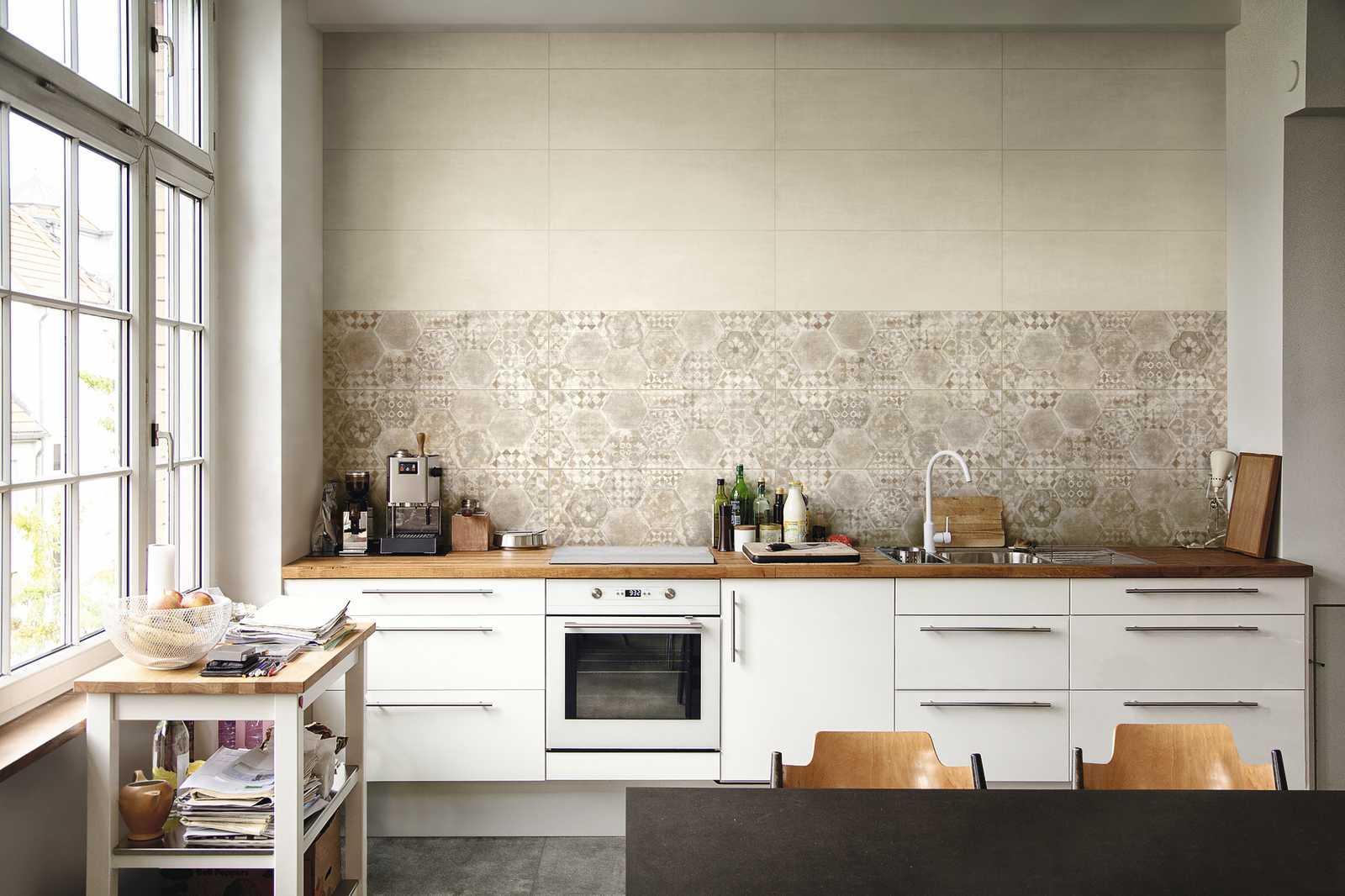 Beige tiles discover the collections ragno for Mattonelle per salone