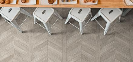 Woodchoice Ragno: tiles