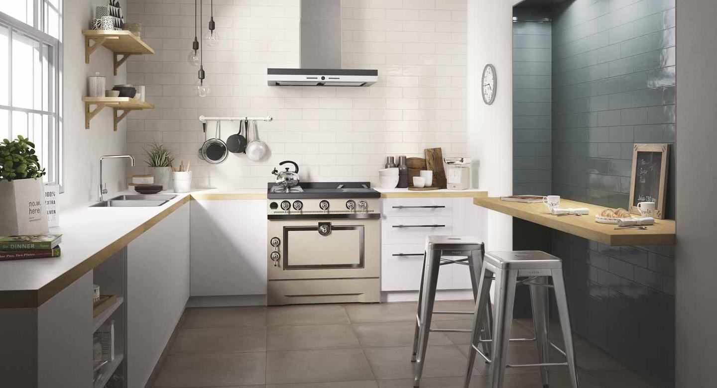 Brick Glossy: Ceramic tiles - Ragno_5994