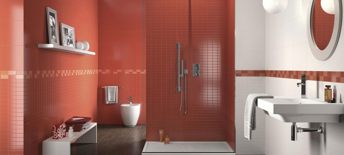 Colours Collection: Tiles with intense colours | Ragno