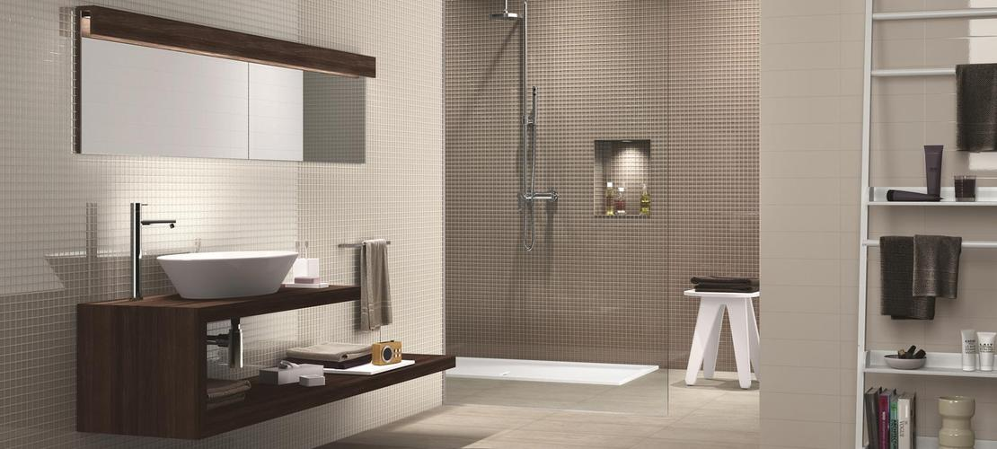Crystal Mosaic: Ceramic tiles - Ragno_4671
