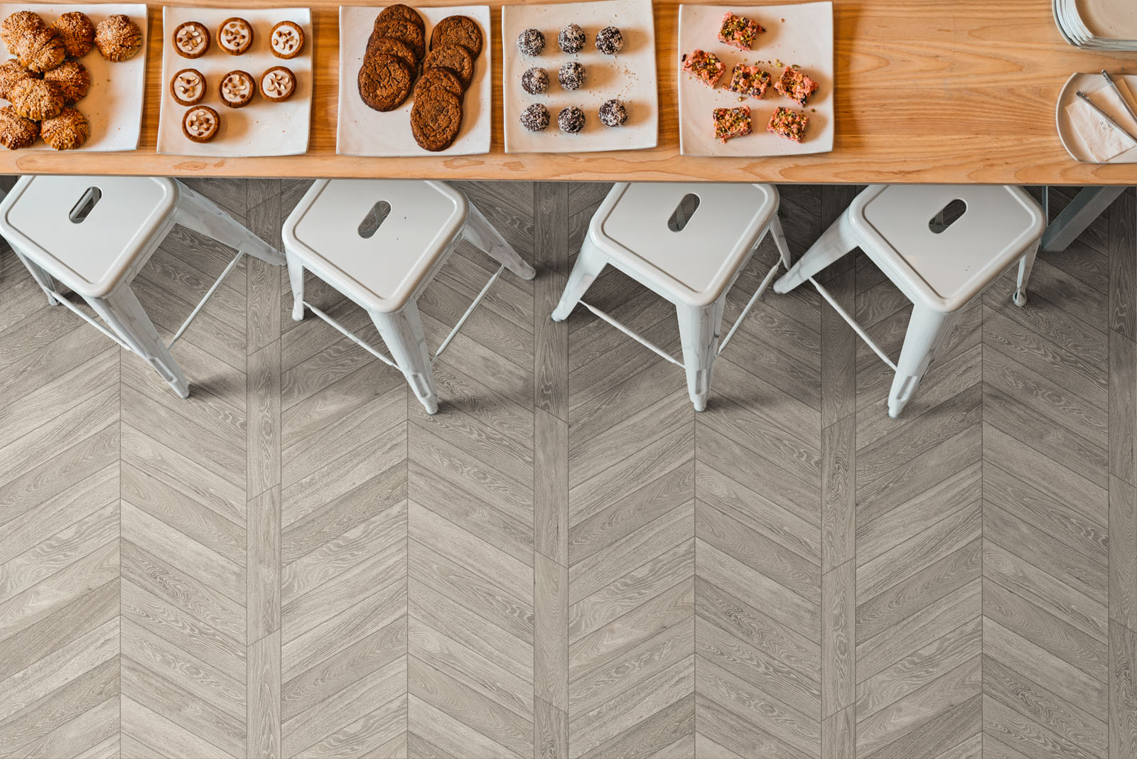 Chevron Size Woodchoice Wood Effect Tiles Ragno
