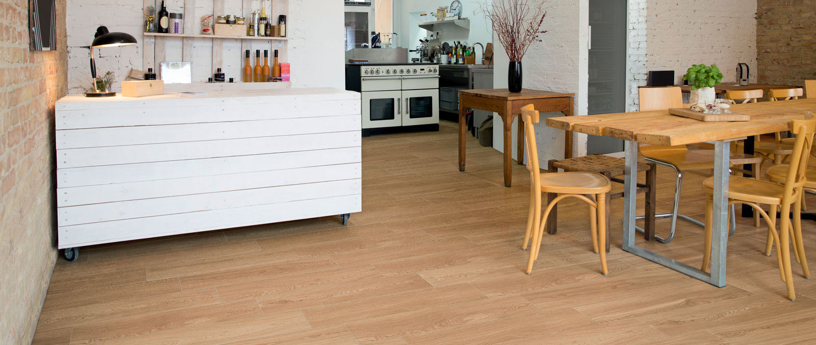 Woodsoft, ceramic tiles with all the beauty of oak