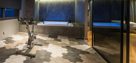 Wellbeing, local tradition and memory: inspirations and design ideas with Ragno stoneware hexagon tiles