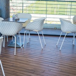 Wood-effect for the Indoor and Outdoor Area of Choco Pastry - Ragno