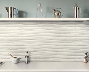 Kitchen restyling: total Ragno white