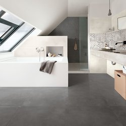 Re_Solution collection by Ragno for resin-effect porcelain stoneware