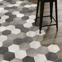 Hexagon tiles for Home Decoration