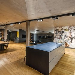 Ragno Rewind for the gym of a home in Andorra