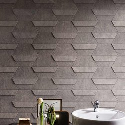 The new Realstone Lunar collection by Ragno