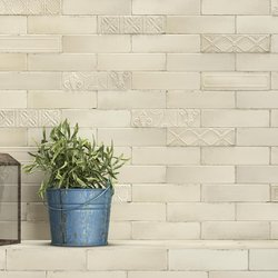 Eden & Calce: Brick Effect Tile