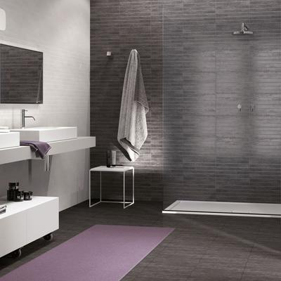 Focus - neutral coloured wall tiles for kitchens and bathrooms