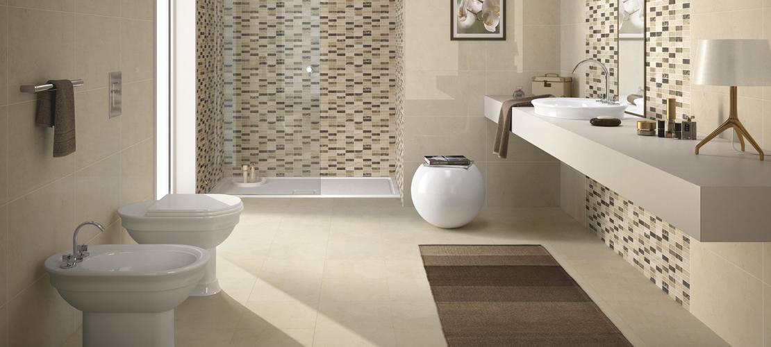 Game collection ceramic mosaic tiles for the home ragno - Mattonelle bagno roma ...