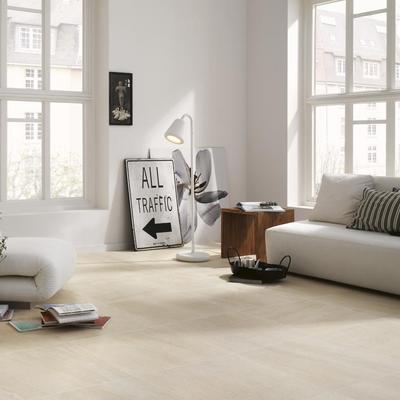 Lifestyle - fine porcelain stoneware with stone effect