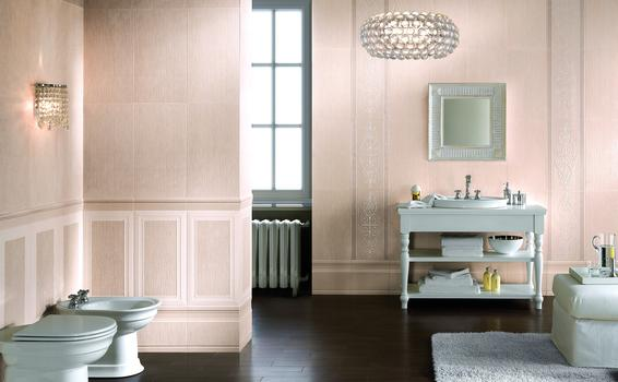 Noblesse - ceramic tiles for bathroom wall covering