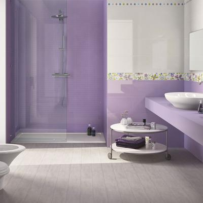 Starlight collection pastel coloured ceramic tiles ragno for Arte casa carrelage