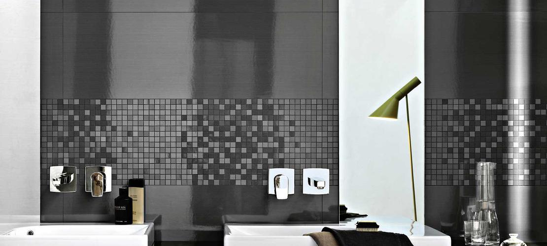 still collection glossy bathroom tiles ragno