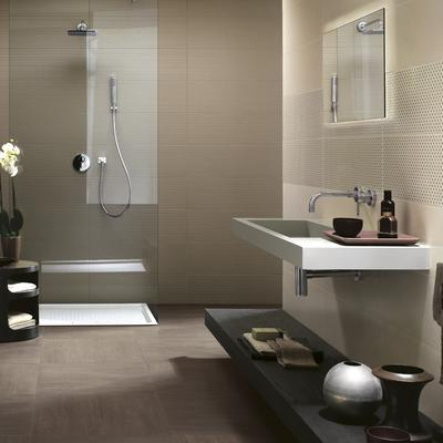 Trend - opaque bathroom wall tiles