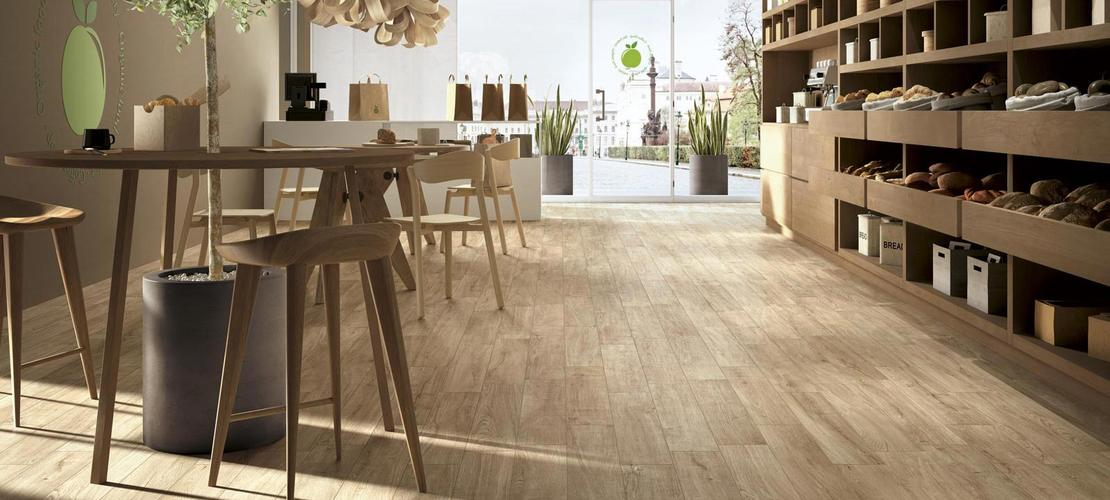 Woodpassion Wood Effect Porcelain Stoneware Ragno - Carrelage i feel wood
