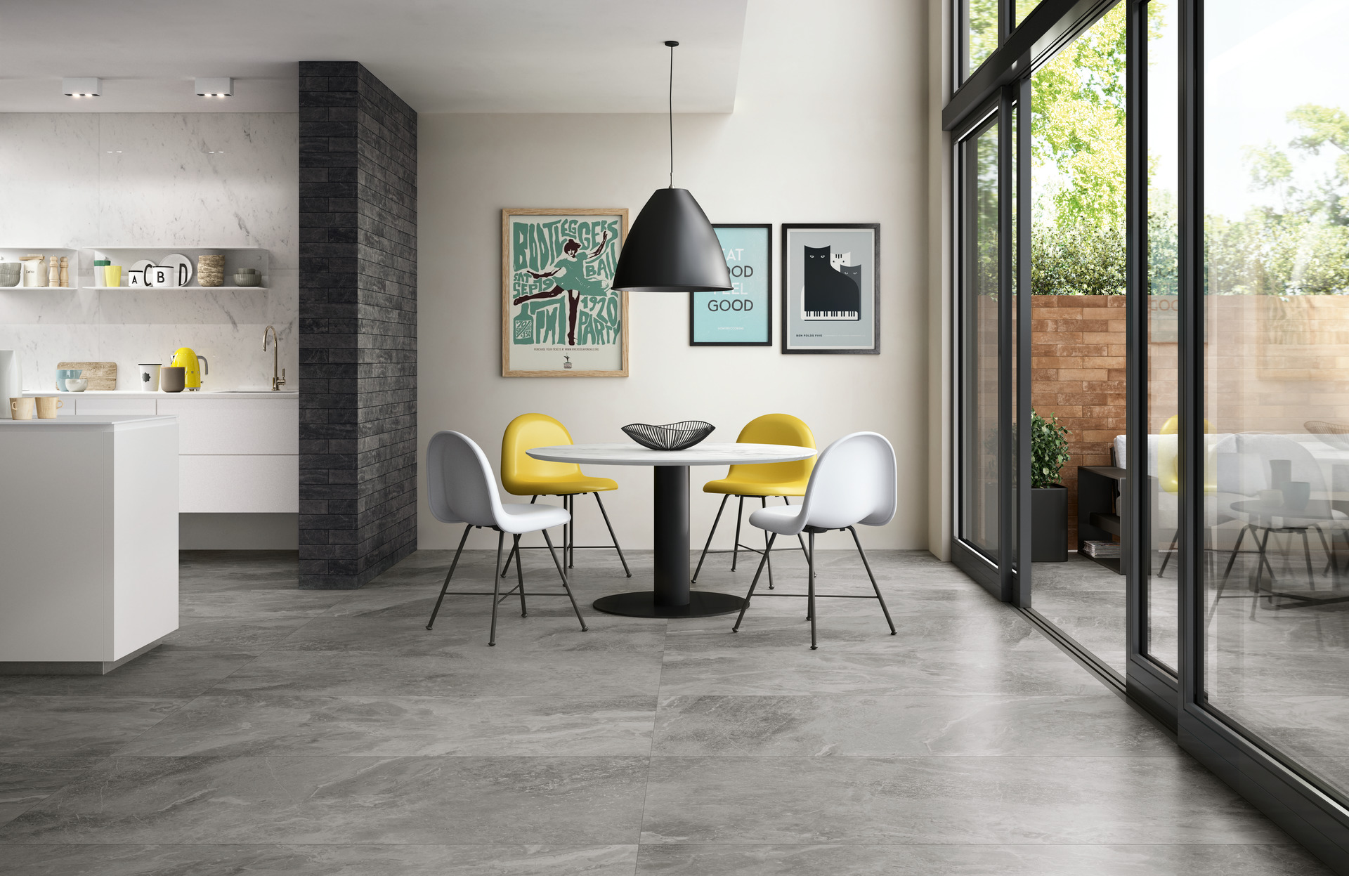 Ragno tiles indoor outdoor 7164