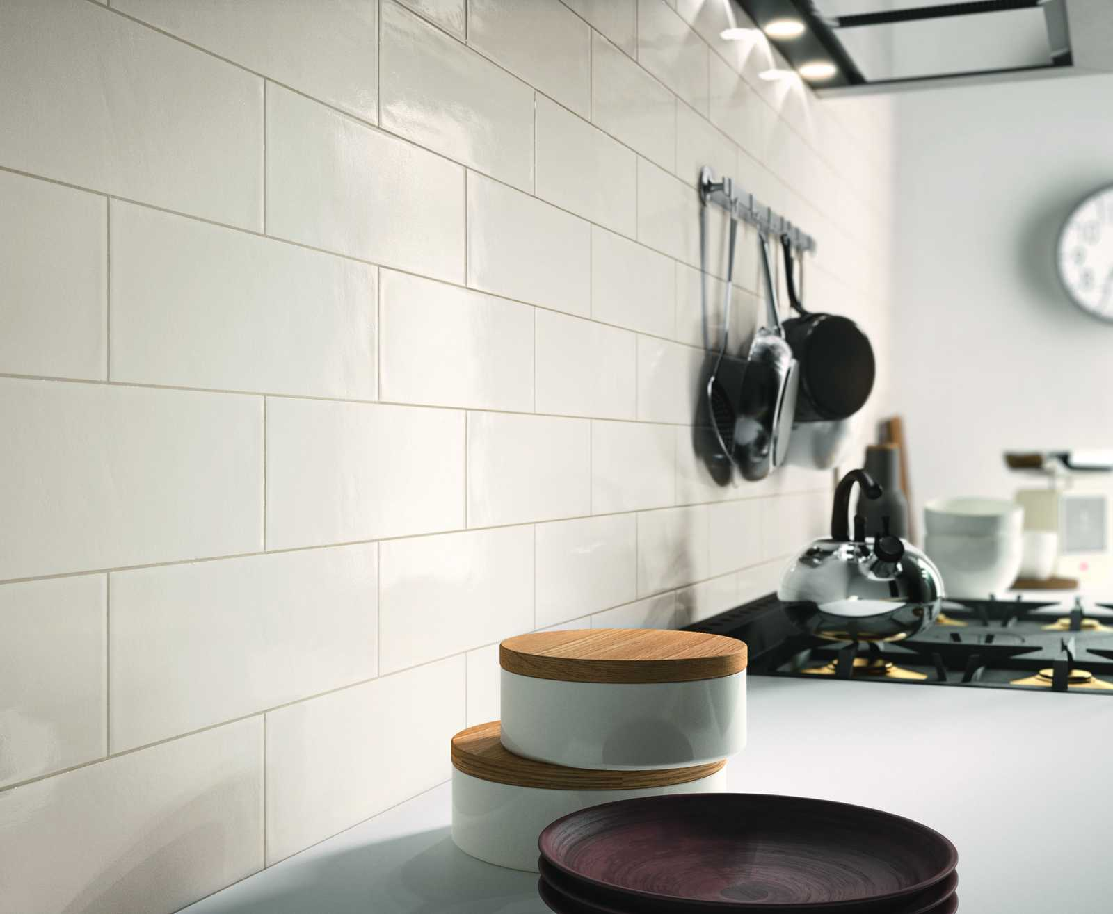 brick glossy collection kitchen and bathroom wall tiles