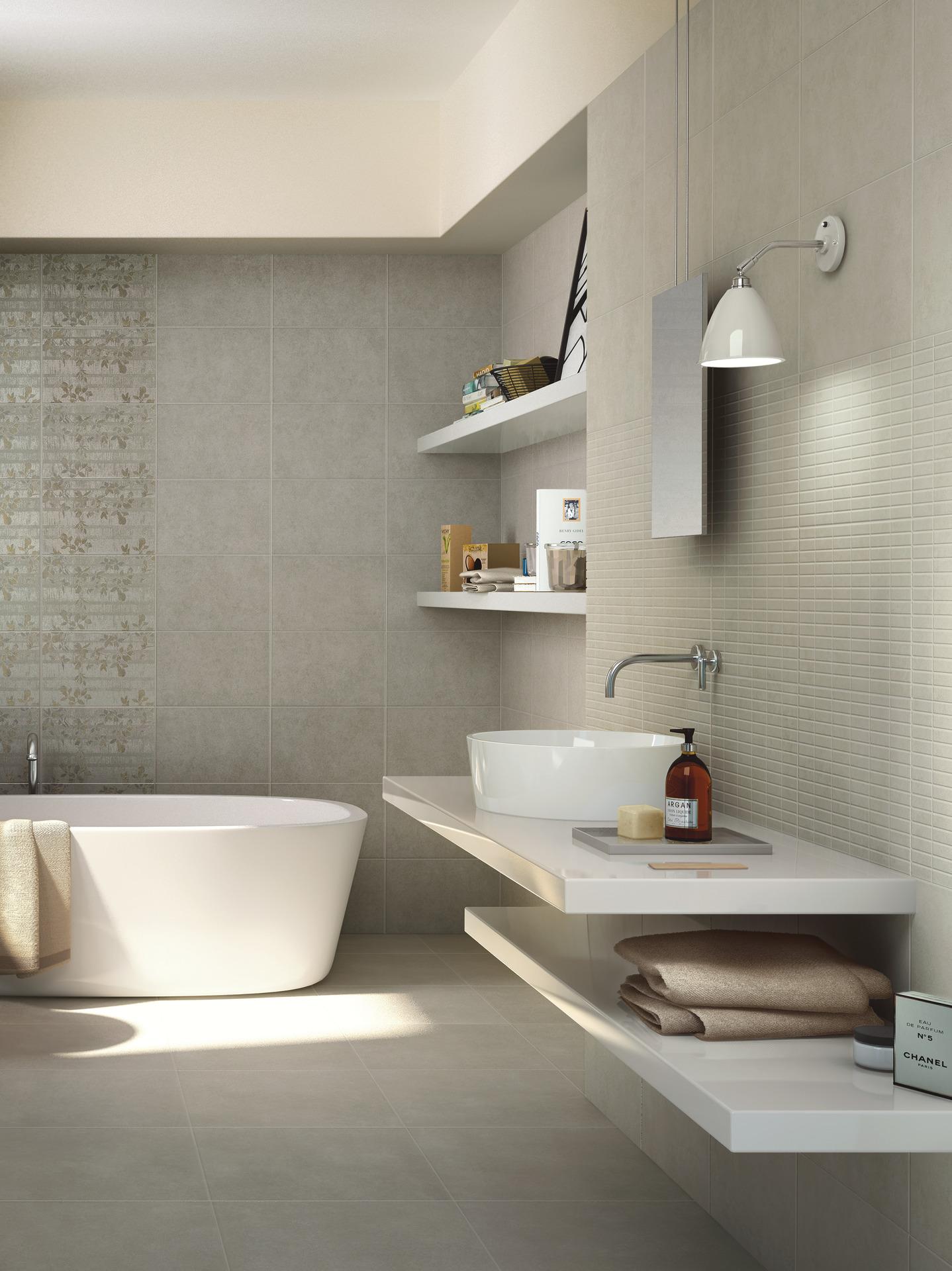 Casablanca collection kitchen and bathroom tiles ragno for Posa alzatina cucina