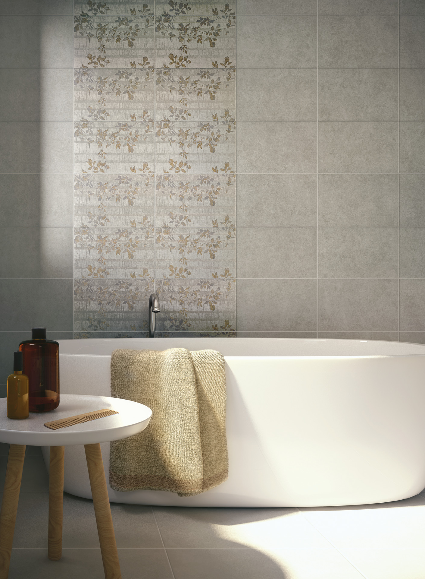 Casablanca Collection: kitchen and bathroom tiles | Ragno