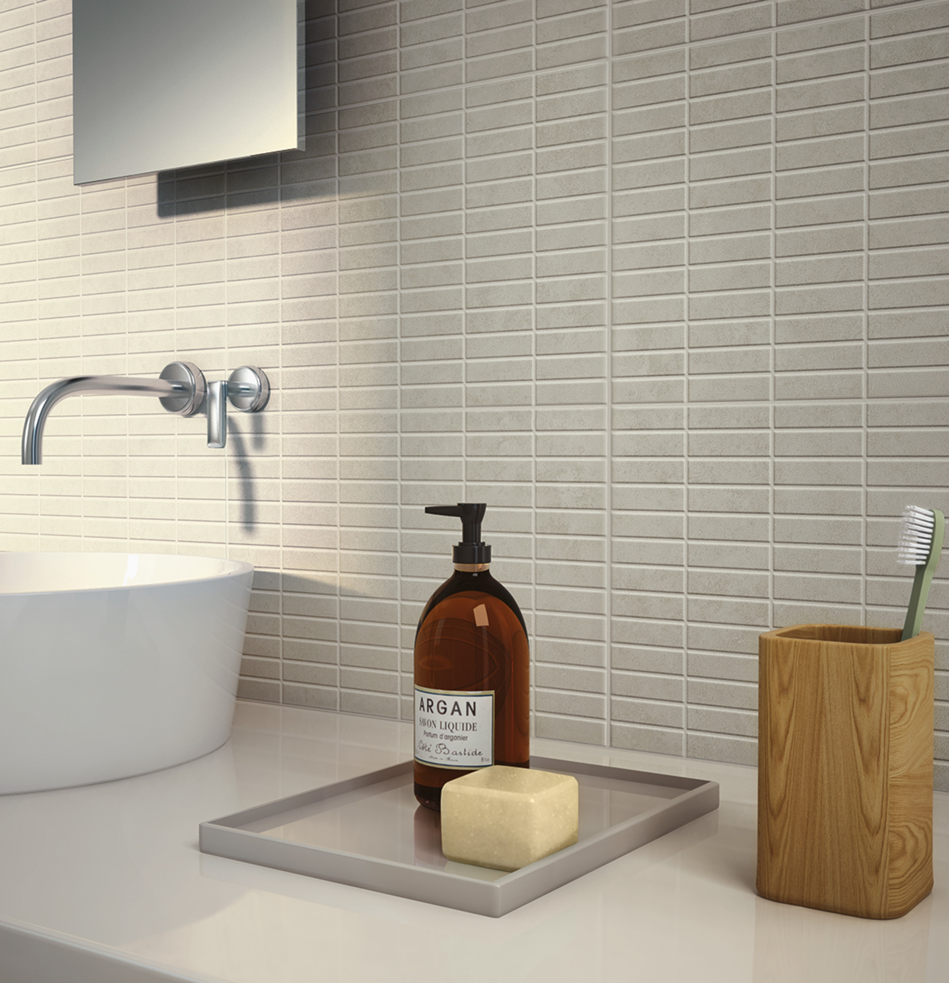 Casablanca Collection: kitchen and bathroom tiles | Ragno