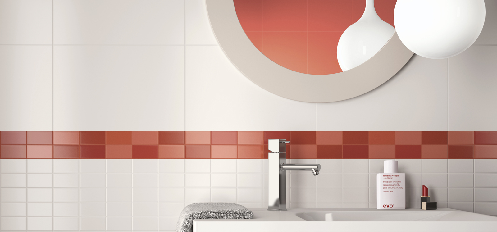 Colours Collection: Tiles with intense colours   Ragno