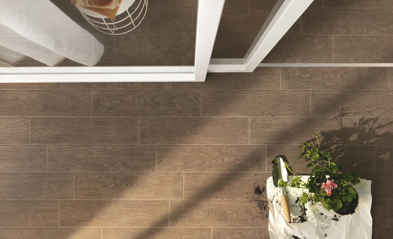 Outdoor Flooring Tiles new line wood Ragno Tiles Indoor Outdoor_2964