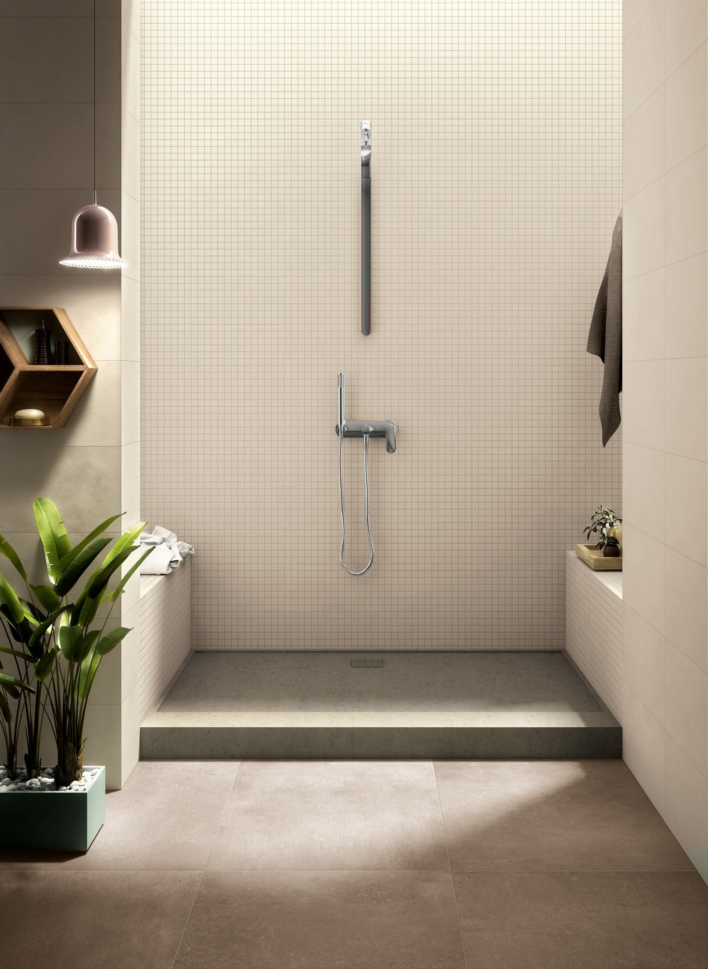 Feel Collection: Matt bathroom wall tiles | Ragno