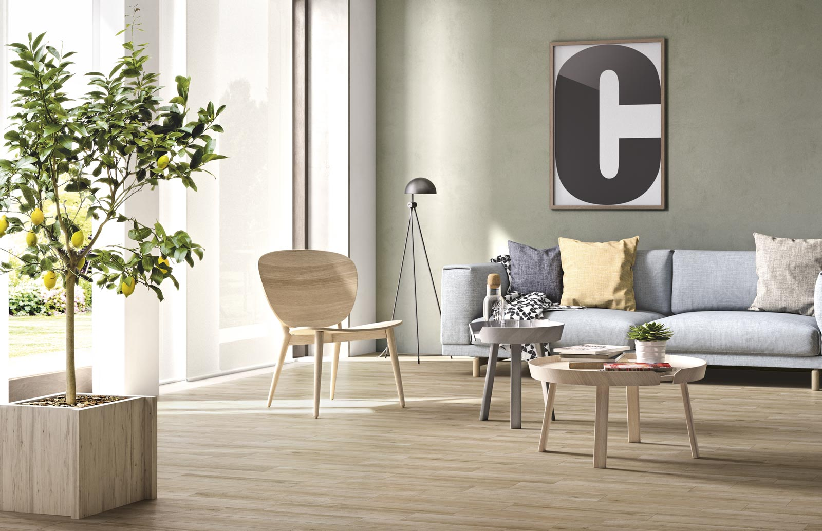 Freetime Collection: Domestic wood effect stoneware | Ragno