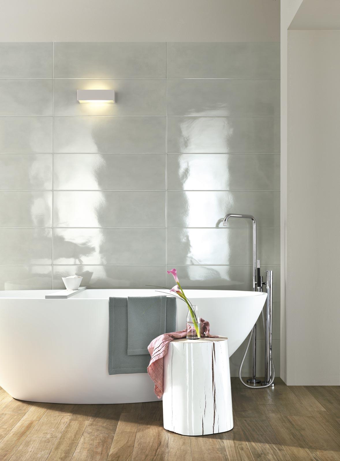 Handmade collection gloss effect bathroom walls ragno handmade ceramic tiles ragno4932 dailygadgetfo Gallery