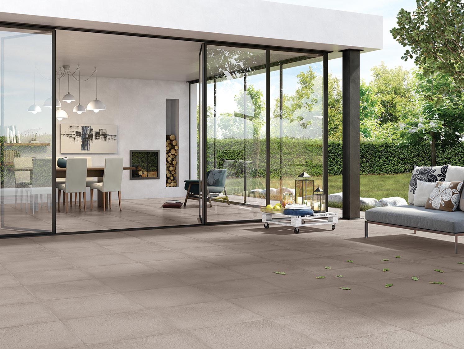 Ragno tiles indoor outdoor 6455