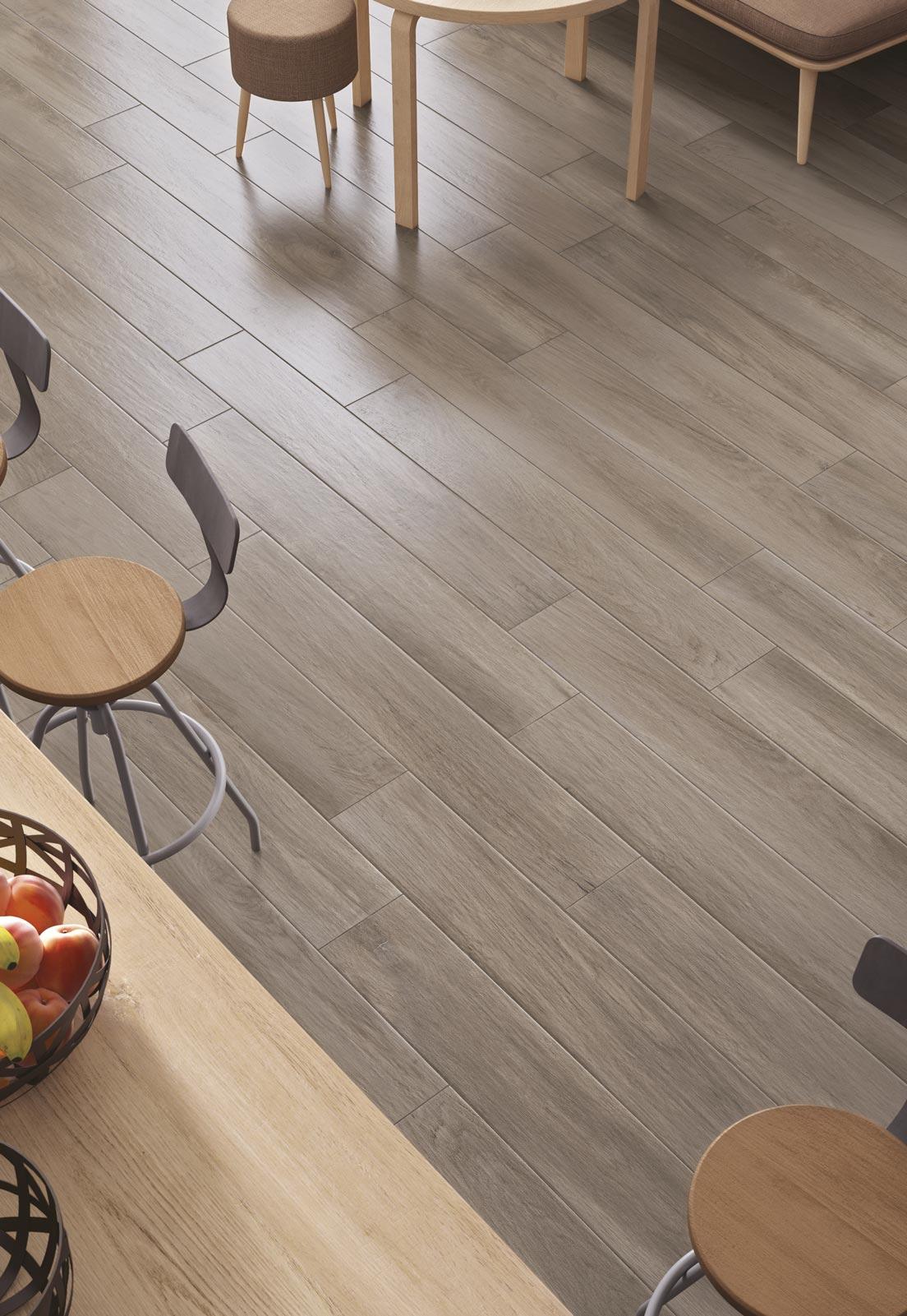 Woodplace Wood Effect Porcelain Stoneware Ragno